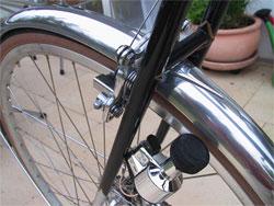 Самодельная велодинамо
