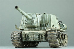 """""""Испорченный танк"""" - грозное огневое средство"""