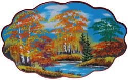 Картины из каменной крошки: 300 цветов и оттенков