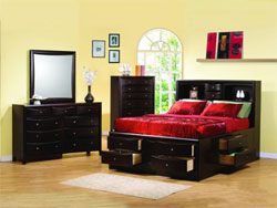 Mosaic bedroom furniture
