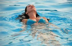 Учитесь плавать на спине