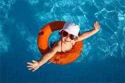 Летом на воде