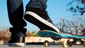 Вторая жизнь скейта