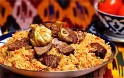 Среднеазиатские кухни