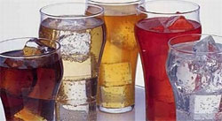 Старинные прохладительные напитки