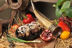 Закавказские кухни