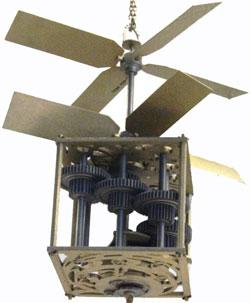 Аэродинамическая машина М. В. Ломоносова
