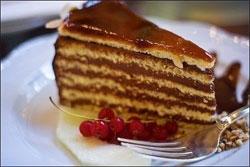 Торт к чаепитию