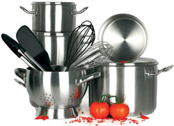 О чайниках, кастрюлях и прочей кухонной утвари