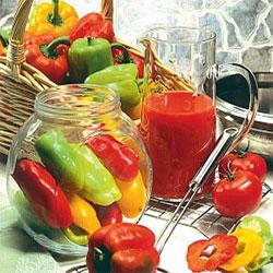 Перец, помидоры, капуста и другие овощи впрок
