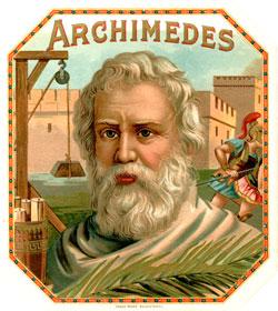 Архимед был прав, хотя знал о рычаге не все