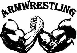Армрестлинг - рукопожатье до победы