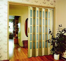 Дверь гармошкой