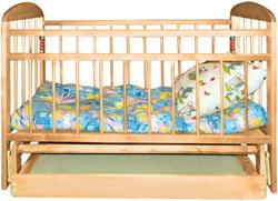 Размышления вокруг детской кроватки