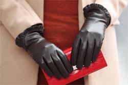 Хорошее отношение к перчаткам
