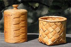 Плетение из бересты