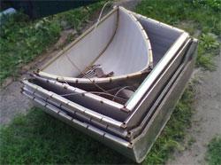 Складные лодки