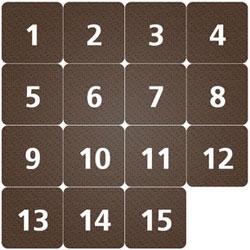Занимательные квадратики