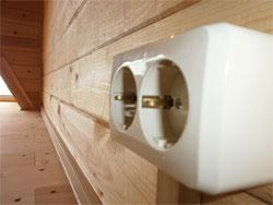 Электричество в дачном доме