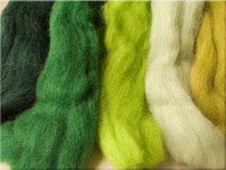 Как устроено волокно шерсти