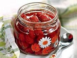 Заготовка ягод впрок