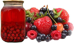 Заготовки из ягод