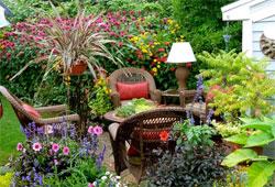Если сад невелик