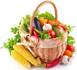 Хранение и кулинарная обработка овощей