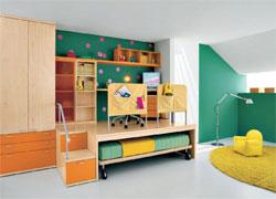 Комната с галереей