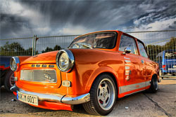Автомобили ГДР