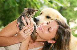 Животные помогают врачу