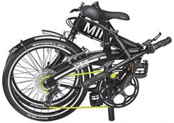 Разборный велосипед