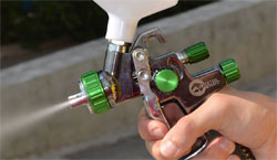 Баллончик-пистолет