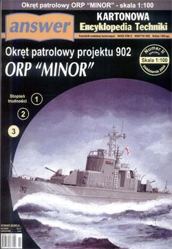 """ORP """"Minor"""""""