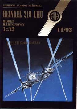 Heinkel 219 UHU