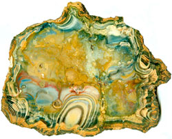 Палитрой камня