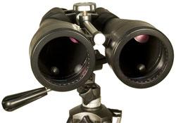 Телескоп из бинокля