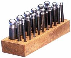 Инструменты чеканщика