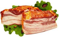Соление мясных продуктов перед копчением