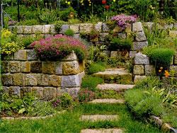 Японский сад, как образ живой природы: Рокарий