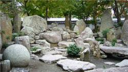 Японский сад, как образ живой природы: Сад камней