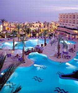 Шарм-Эль-Шейх, отель Hilton Sharks Bay Resort 4*