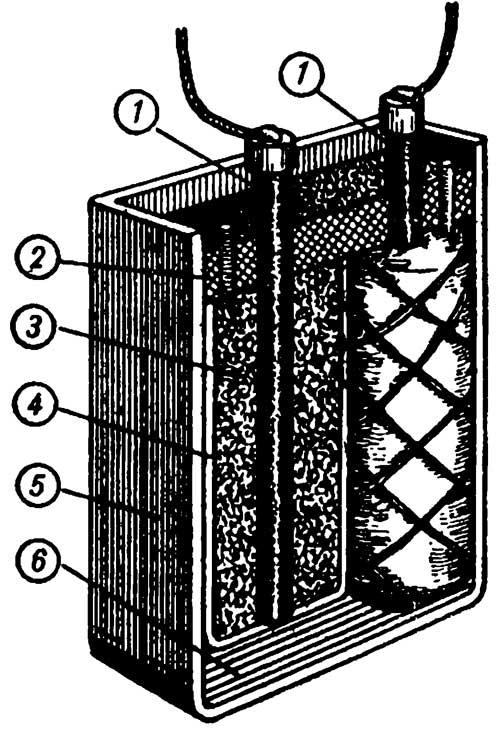 Свинцово-кислотный аккумулятор своими руками