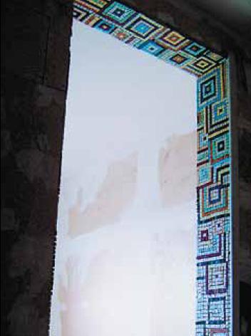 """Мозаика из кафельной плитки - Дизайн, интерьер - Сборник - Познавательный Интернет-журнал """"Умеха - мир самоделок"""""""