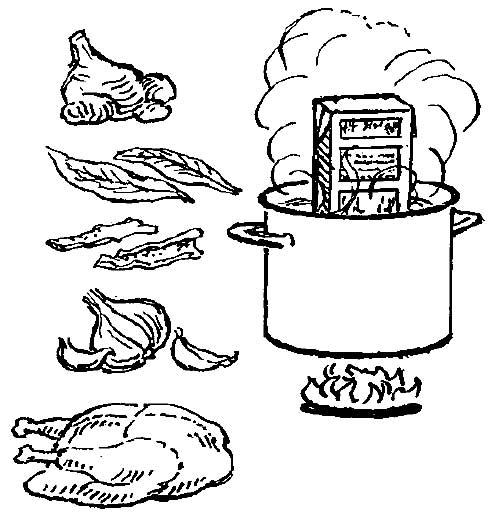 Рецепт супа с сырными шариками