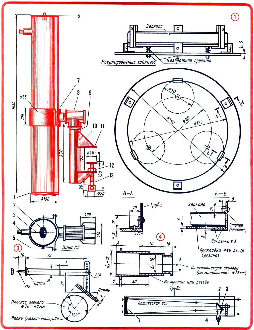 Как сделать оптический прицел в домашних условиях своими руками из бумаги