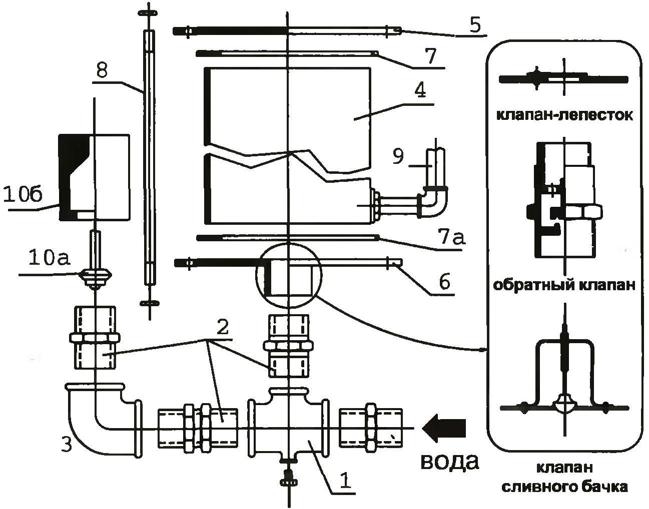 Прибор для проверки светодиодов подсветки жк-панелей своими руками