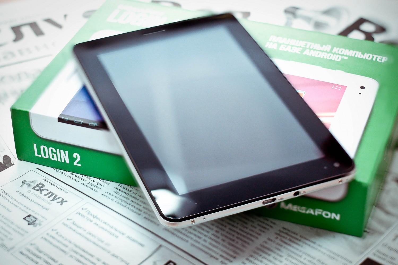 планшет megafon login 2 инструкция по применении