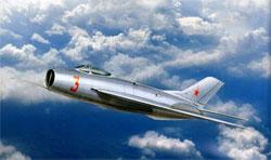 МиГ-19 - сверхзвуковой истребитель-перехватчик