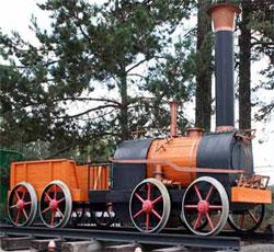 Детство железных дорог